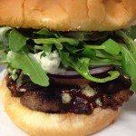 November 2013 special burger